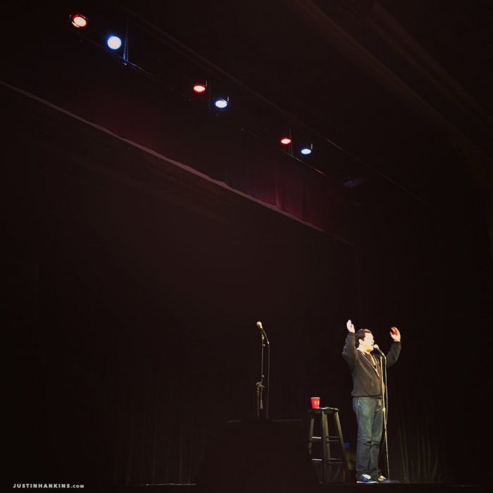 Doug Benson - Winter Comedy Festival - Traverse City