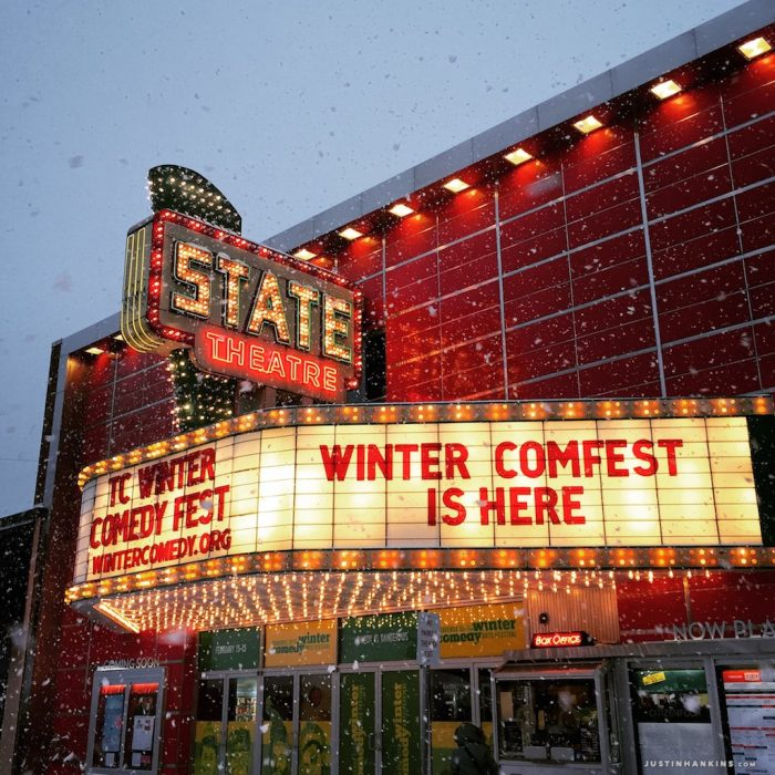 State Theater - Winter Comedy Festival - Traverse City