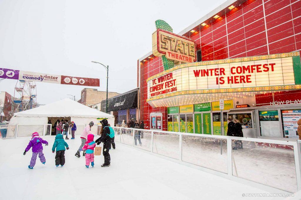2015 Traverse City Winter Comedy Festival