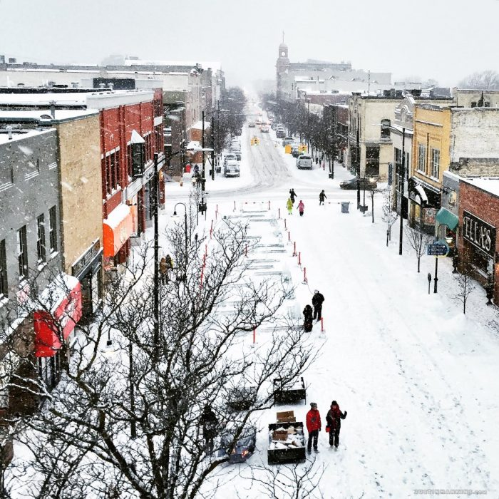 Traverse City Winter Comedy Festival - Front Street