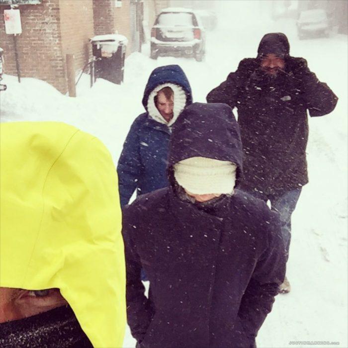Traverse City Snowstorm