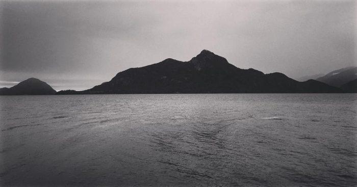 Porteau Cove Silhouette