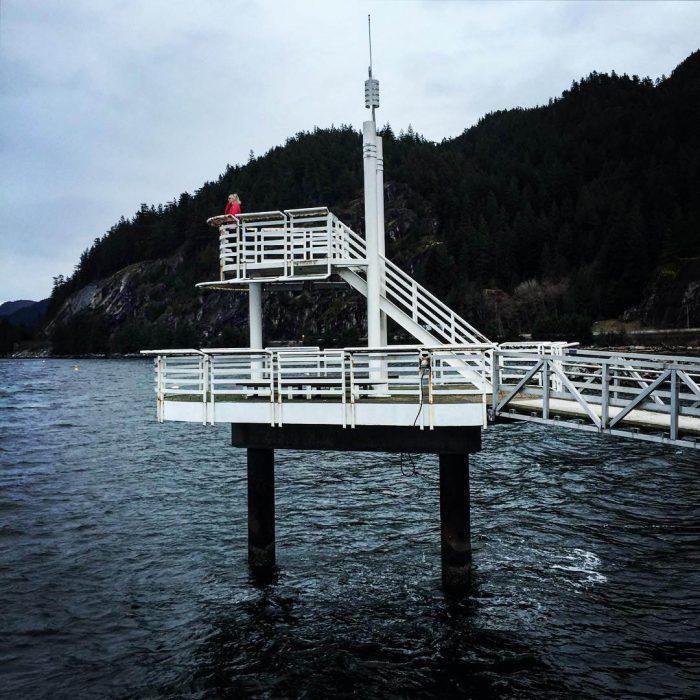 Porteau Cove Ferry Terminal