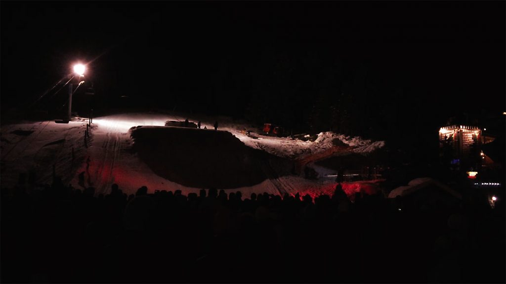 Whistler Fire & Ice Celebration - O Canada