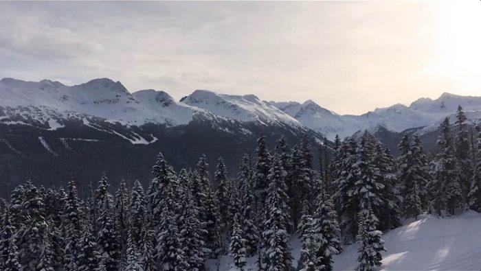 Whistler Sky View