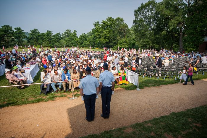 Independence Day Celebration and Naturalization Ceremony